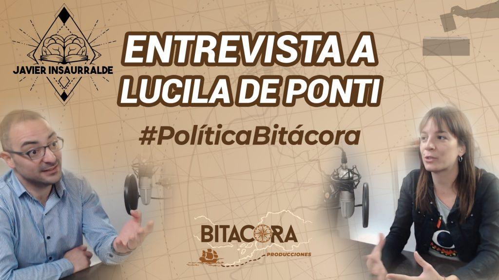 Lucila de Ponti diputada nacional politica bitacora