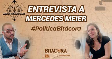 Mercedes Meier en Bitácora