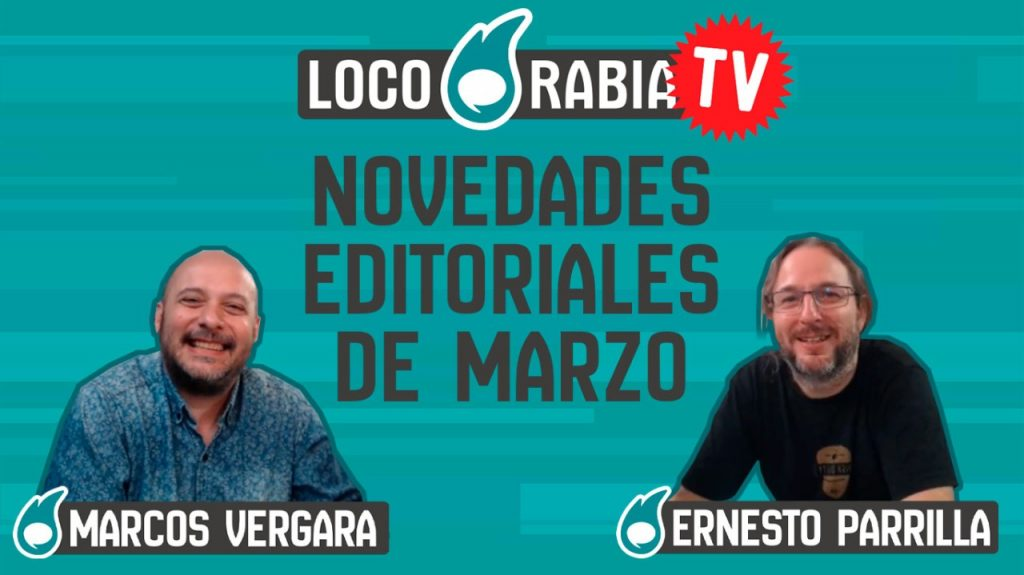 Loco Rabia Tv Novedades Editoriales