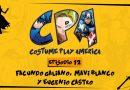 Más Cosplay con Eugenio Castro